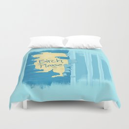 Birch, Please Duvet Cover