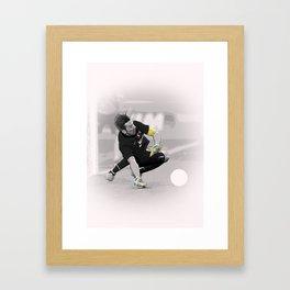 Gianluigi Buffon - Juventus Framed Art Print