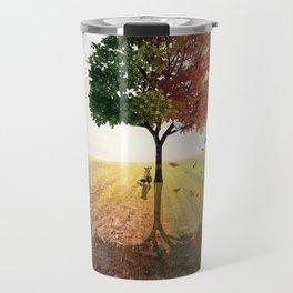 Two Seasons by GEN Z Travel Mug
