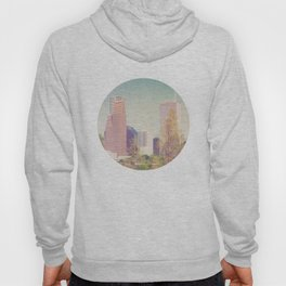 Downtown Houston Panorama Hoody