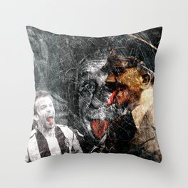 Tangueiiii Throw Pillow