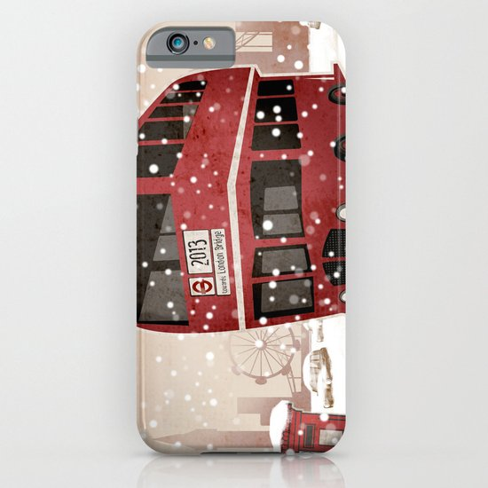 London   iPhone & iPod Case
