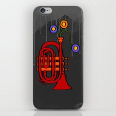 Happy to see my pocket trumpet iPhone & iPod Skin