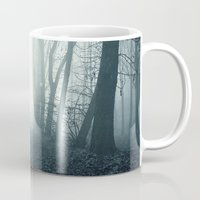tree of life Mugs featuring tree by mark ashkenazi