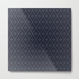Mae Pattern V Metal Print