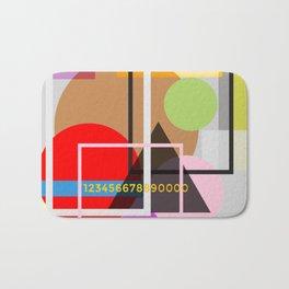 Colores 014 Bath Mat