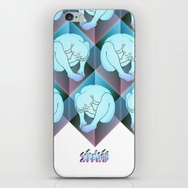 despair ~ prism iPhone Skin