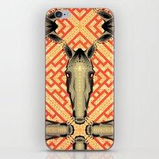 Horse Pattern No 1 iPhone & iPod Skin
