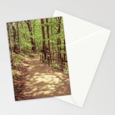 Spring Forest 1 Stationery Cards