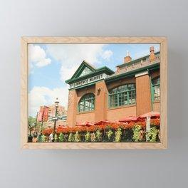 St. Lawrence Market Framed Mini Art Print