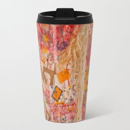 The Red Wall Travel Mug
