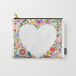 Frame's heart I Carry-All Pouch