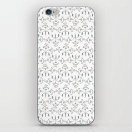 Flowers Pattern I iPhone Skin