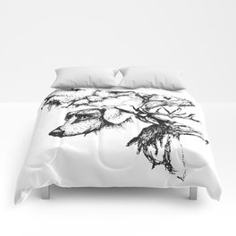 Moony Wormtail Padfoot Prongs Comforters