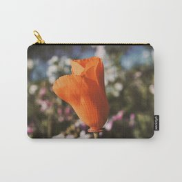 Poppy I Carry-All Pouch