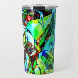 Fluid Painting 3 Travel Mug