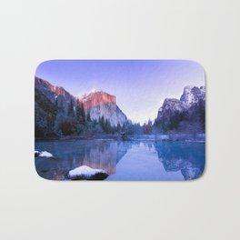 Yosemite Valley, USA Bath Mat