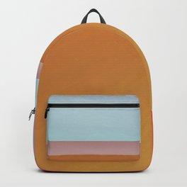 Fibonacci Sunset 1 Backpack