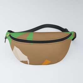 Mistakes away Fanny Pack