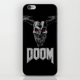 Doom - Icon of Sin iPhone Skin