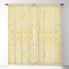Lace Variation 07 Blackout Curtain
