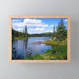West Coast Canada Framed Mini Art Print