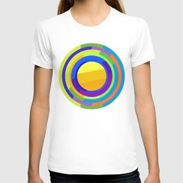 Circles of Swing (3) T-shirt