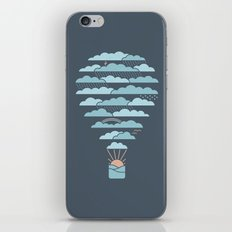 Weather Balloon iPhone & iPod Skin