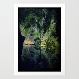 REFLECTIONS #2 Art Print