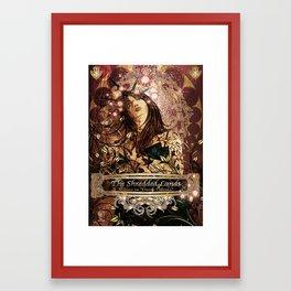 Lady Odessa Framed Art Print