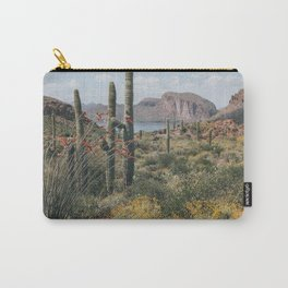 Arizona Spring Carry-All Pouch