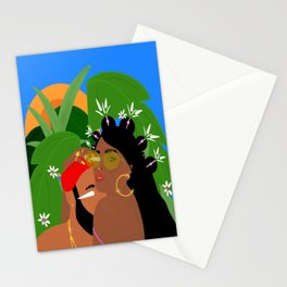 Marvin: Creation Stationery Cards