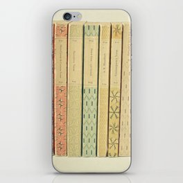 Old Books iPhone Skin