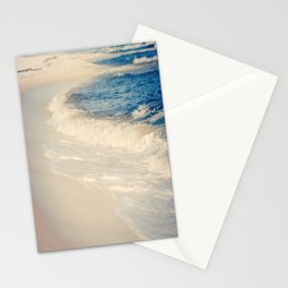 Sand and Waves Stationery Cards