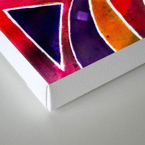 Labstract Canvas Print