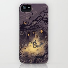 Could It Be The Wind? iPhone Case