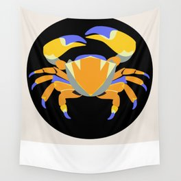 Crustacean #3 Wall Tapestry