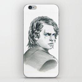 Darth Vader Anakin Skywalker iPhone Skin