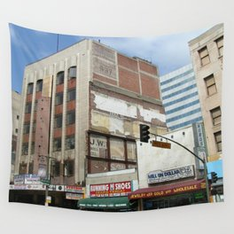 6th Street Wall Tapestry