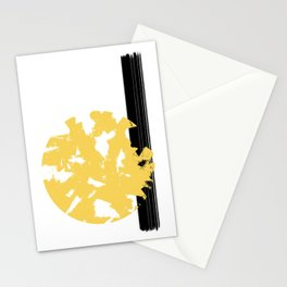 Abstract Sun #society6 #abstractart Stationery Cards
