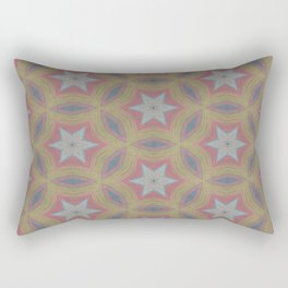 Ann Arbor chalk 6233 Rectangular Pillow
