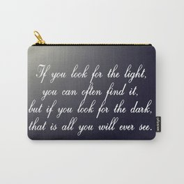 Look for the Light Carry-All Pouch