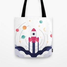 COSMODOG : Planetarium Tote Bag