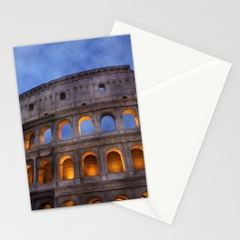 Colosseum, Rome Stationery Cards