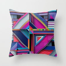 J.Series.182 Throw Pillow