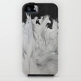Starlight Run  iPhone Case
