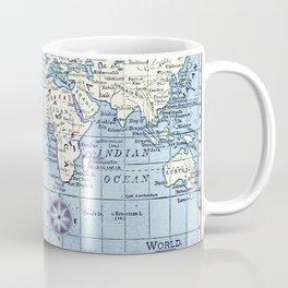 A Really Nice Map Coffee Mug