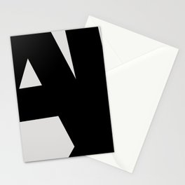 Abstract Form 01 Stationery Cards