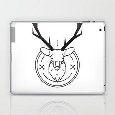 Hunters head Laptop & iPad Skin