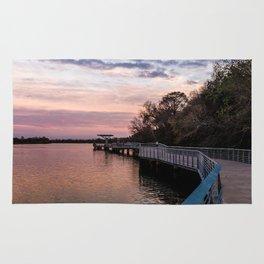 The Boardwalk at Lady Bird Lake Rug